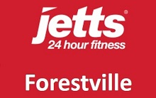 Jetts Fitness Center - Forestville